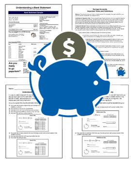 Consumer Math - Savings Account Activities