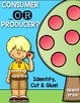 Consumer OR Producer Sort Sheet {Economics} First Grade & Kindergarten