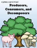 Consumer, Producer, Decomposer