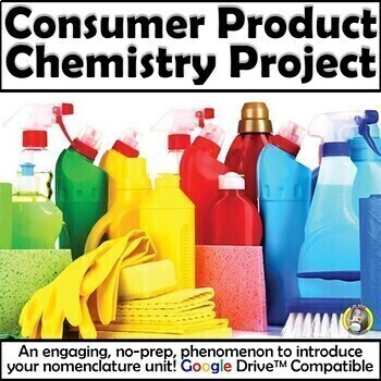 Consumer Product Chemistry Project