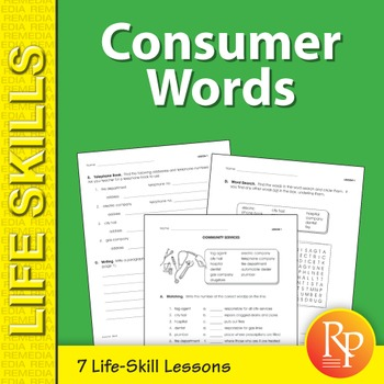 Consumer Words