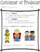 Consumer or Producer Assessment - SS1E1