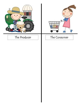 Consumers and Producers