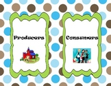Consumers and Producers Game