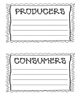 Consumers and Producers Sort