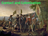 Contact and Colonization (U.S. History) With Video BUNDLE