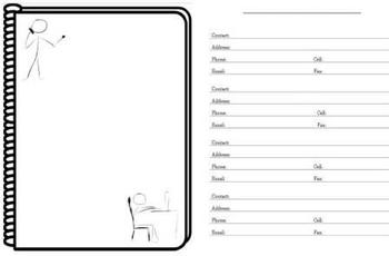 Contacts and Address Book