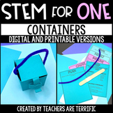 Containers STEM for One - Distance Learning