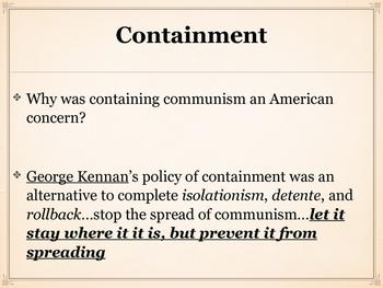 Containment Mini Lesson
