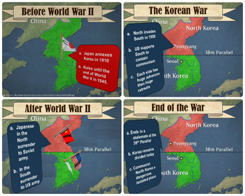 Containment & the Korean & Vietnam Wars PowerPoint Lesson