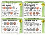 Contando Monedas (Counting Coins - Spanish Version - 100 T