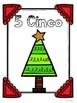 Contando con Arboles de Navidad (Numeros 1-10)