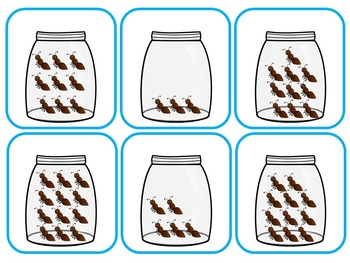 Contando hormigas/Counting ants (Centro/Counting Center)