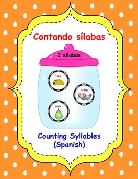 Contando silabas-Counting Syllables in Spanish