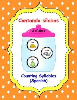 Contando silabas-Counting Syllables in Spanish