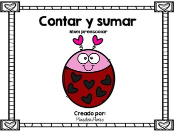 Contar y sumar/ Count and add in Spanish