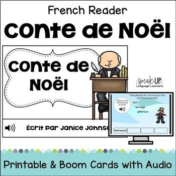 Conte de Noël ~ French ~ A Christmas Carol Simplified Reader