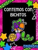 Contemos con bichitos en español
