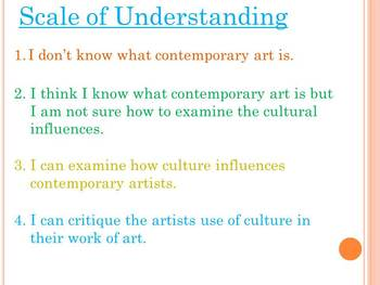 Elementary Art Lesson: Contemporary Digital Art Critical Thinking & Marzano DQ