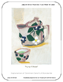 Contemporary Art Lesson Mizuki Goto Grade 1-5 Tea Set Lesson and Project