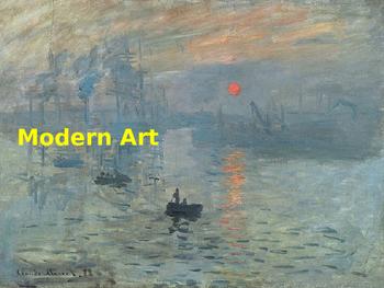 Contemporary Art vs. Modern Art