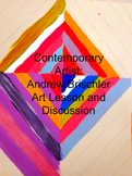 Contemporary Artist Andrew Brischler 1st-6th Grade: Art Lesson & Discussion