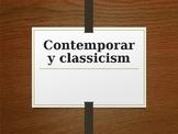 Contemporary Classicism