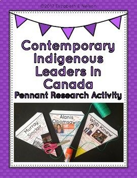 Contemporary Indigenous Leaders In Canada: Pennant Researc