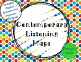 Contemporary Listening Maps