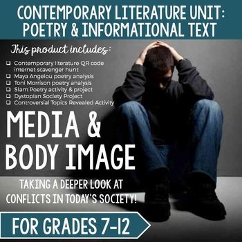 Contemporary Literature Unit: Toni Morrison, Maya Angelou, Controversial Topics