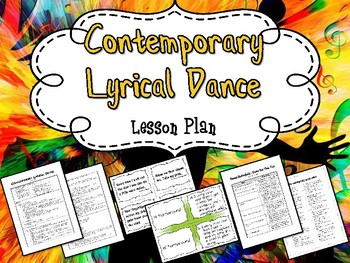 Contemporary Lyrical Dance: Lesson Bundle