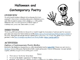 Contemporary Poetry for a Hauntingly Happenin' Halloween