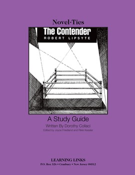 Contender - Novel-Ties Study Guide