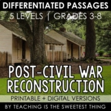 Reconstruction: Passages
