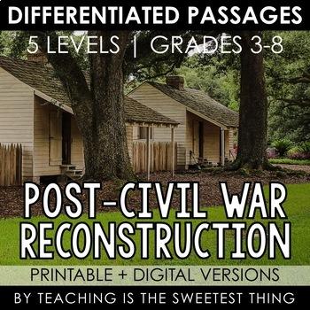 Reconstruction: Passages