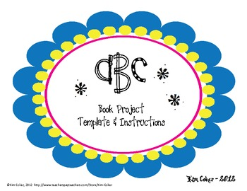 Content Vocabulary Review - ABC Book Project
