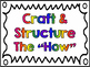 Content and Craft & Structure  Posters