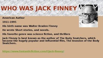 Contents of the Dead Man's Pocket by Jack Finney