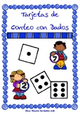 Conteo con dados/Counting with dice