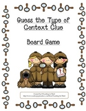 Context Clue Board Game Activity Center