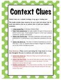 Context Clue Bundle