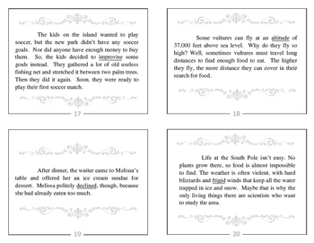 Context Clue Card Sets - Medium