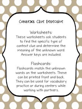 Context Clue Detective