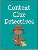 Context Clue Detectives