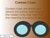 Context Clue Jeopardy – Becoming a Word Detective