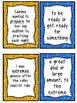 Context Clue Matching (4th Grade)