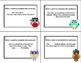 Context Clue Practice task Cards-Grades 2-3 Fun Owl Theme