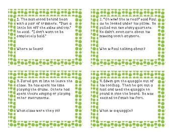 Context Clue Quickies - Test Prep