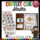 Context Clue Sleuths