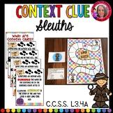 Context Clue Activities & Games